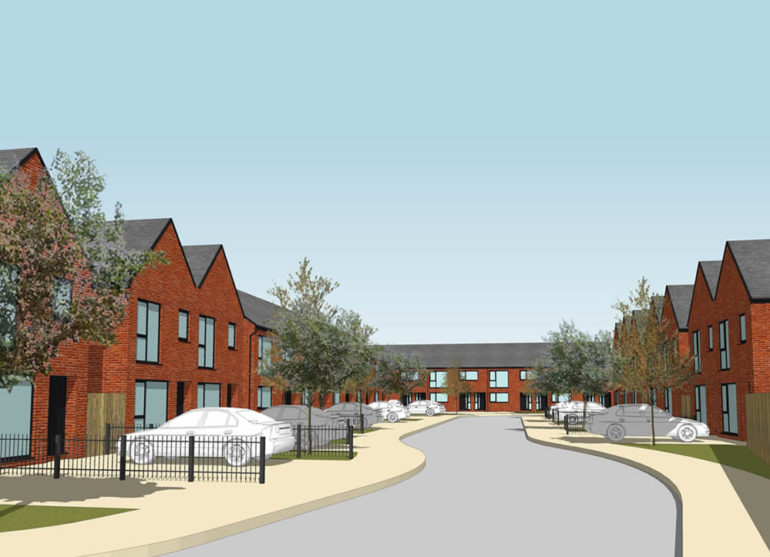 Affordable homes in Ormskirk