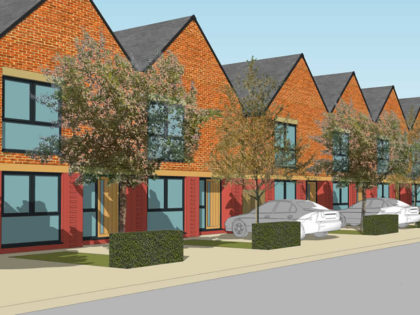 Residential Planning Secured At Field Street – Wigan