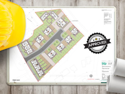 Planning Secured at Cropper Road – Marton Moss, Fylde