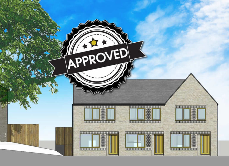 Barkerhouse Road Planning Approved