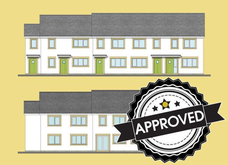 Lancaster Road Overton Planning Approved
