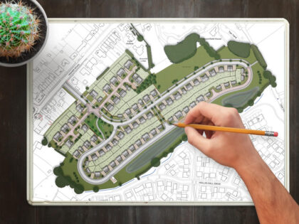 Stanley Submits Planning For 123 New Homes In Longridge